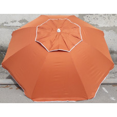 Зонт для пластикового стола 2м 8 спиц  плотный тент