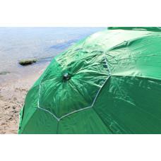 Зонт круглый для торговли и дачи 3м 12 железных спиц