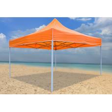 Палатка садовая шатер 2,5х2,5м раздвижная